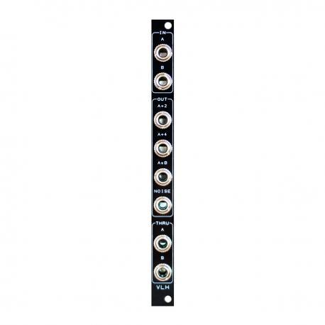 ซื้อ TAKAAB VLH - VCO's Little Helper - Ring Modulator, Sub Oscillator, Noise (Black, Pre Assembled, 2hp) ออนไลน์