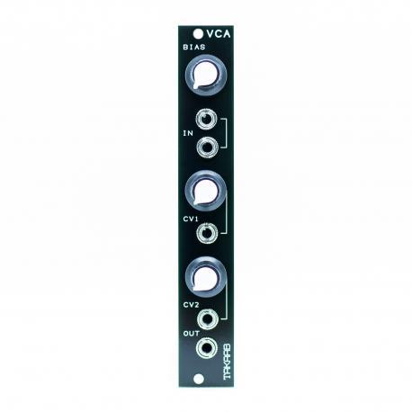 ซื้อ TAKAAB VCA-2180 - Voltage Controlled Amplifier Eurorack Synthesizer Module (Black, Pre Assembled, 4hp) ออนไลน์