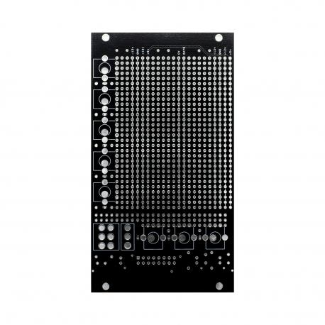 ซื้อ 3x Eurorack Prototyping Board (Black, PCB Only) ออนไลน์