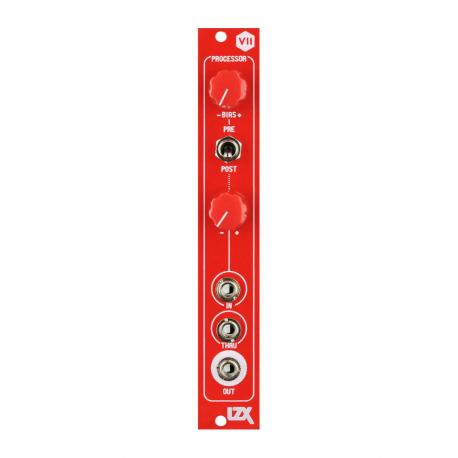 ซื้อ LZX Cadet VII Processor PCB + Panel (Red, Part Kit / PCB and Panel, 4hp) ออนไลน์